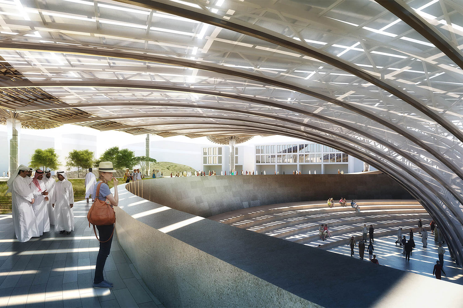 Engineering The Sustainability Pavilion At The Expo 2020