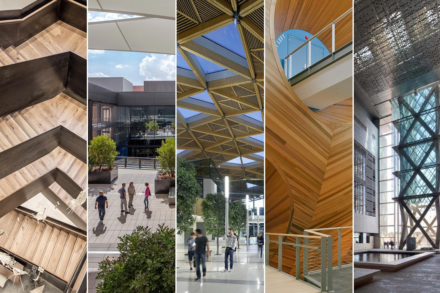First Class University Building And Campus Design
