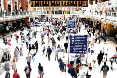 Rail Station design and capacity assessments