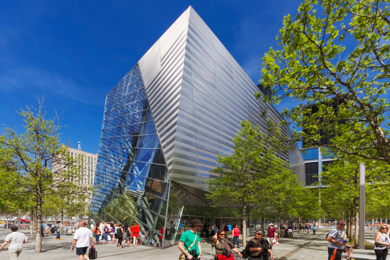 National 9/11 Memorial Museum Pavilion New York