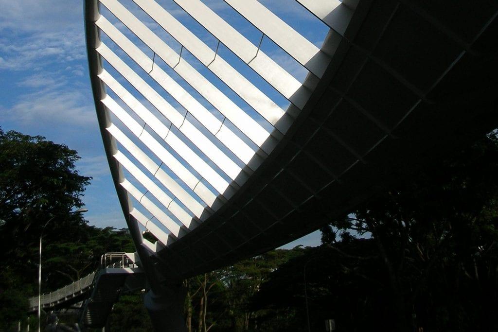 Alexandra Arch Bridge Singapore