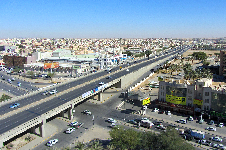 Buraidah Strategic Transport Plan Burohappold Engineering