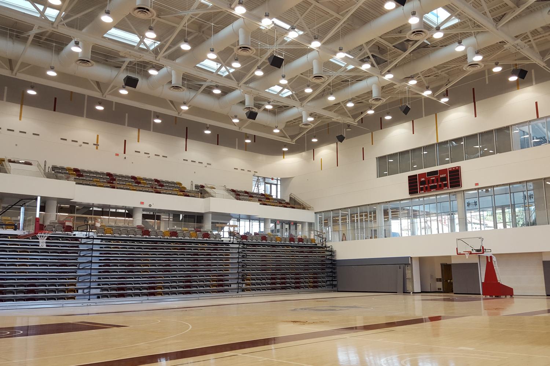Claremont McKenna College, Roberts Pavilion - BuroHappold