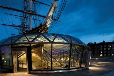 cutty sark restoration