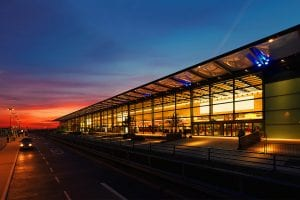 heathrow airport terminal four