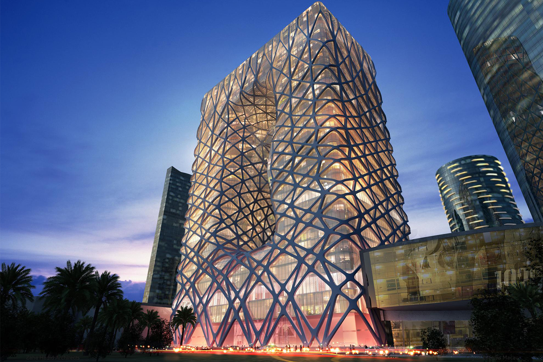 city of dreams casino hotel