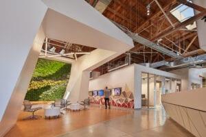 la kretz innovation campus design clean technology