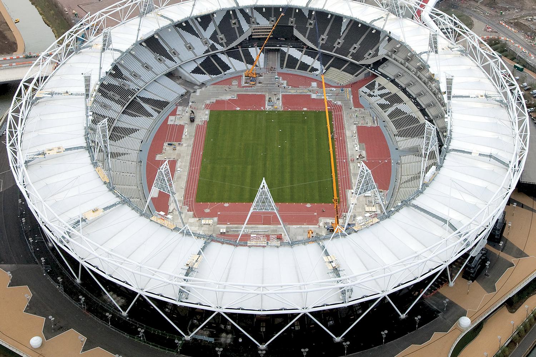 London 2012 Olympic Stadium - BuroHappold Engineering