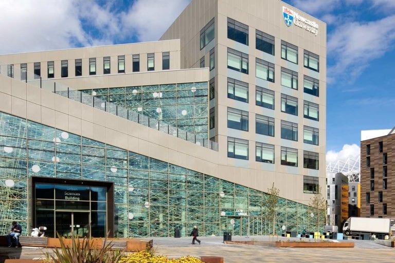 Newcastle Urban Sciences Building