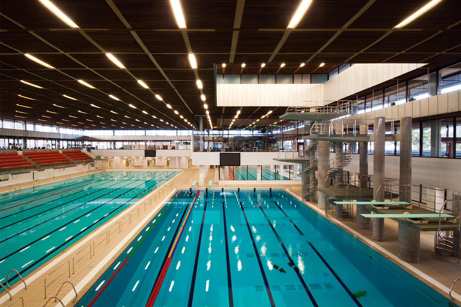 Royal Commonwealth Pool Burohappold Engineering