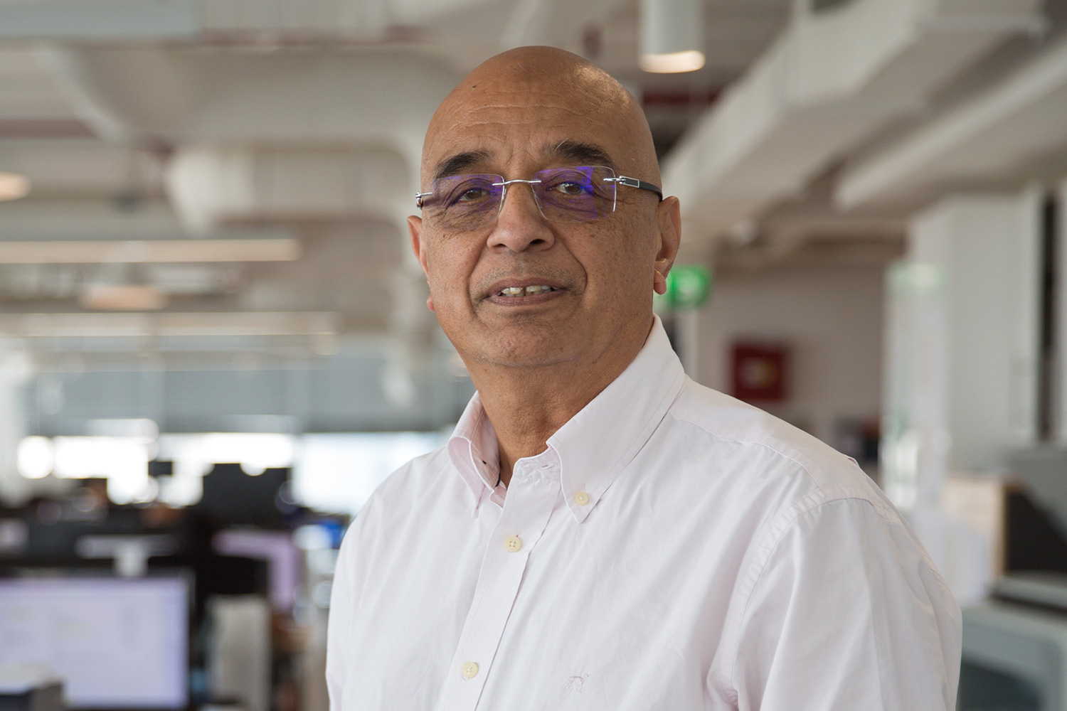 anil hira buro happold middle east director and structural engineer