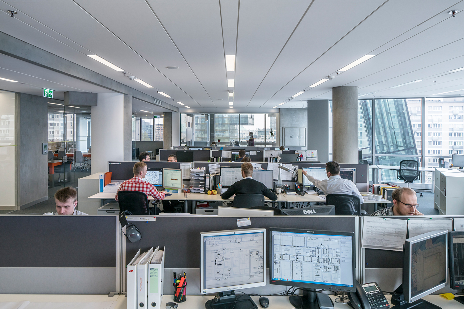engineering office space design. on making their employees\u0027 health and well-being a top priority, with the space becoming \u0027living lab\u0027 test environment for cutting-edge office design. engineering design