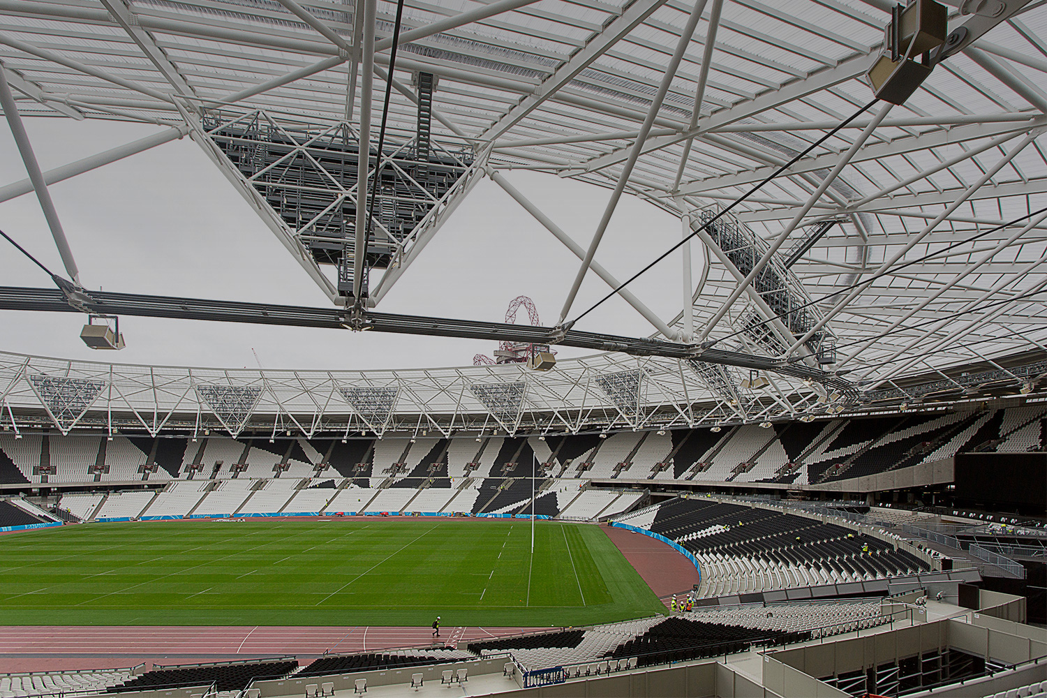 London Stadium Burohappold Engineering