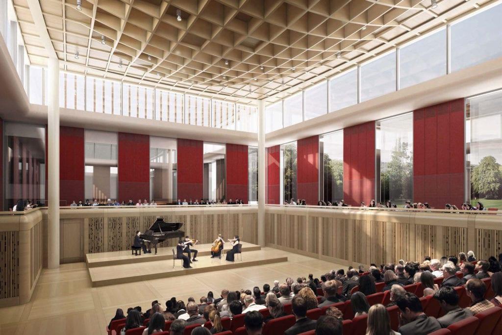 wells cathedral school cedars hall