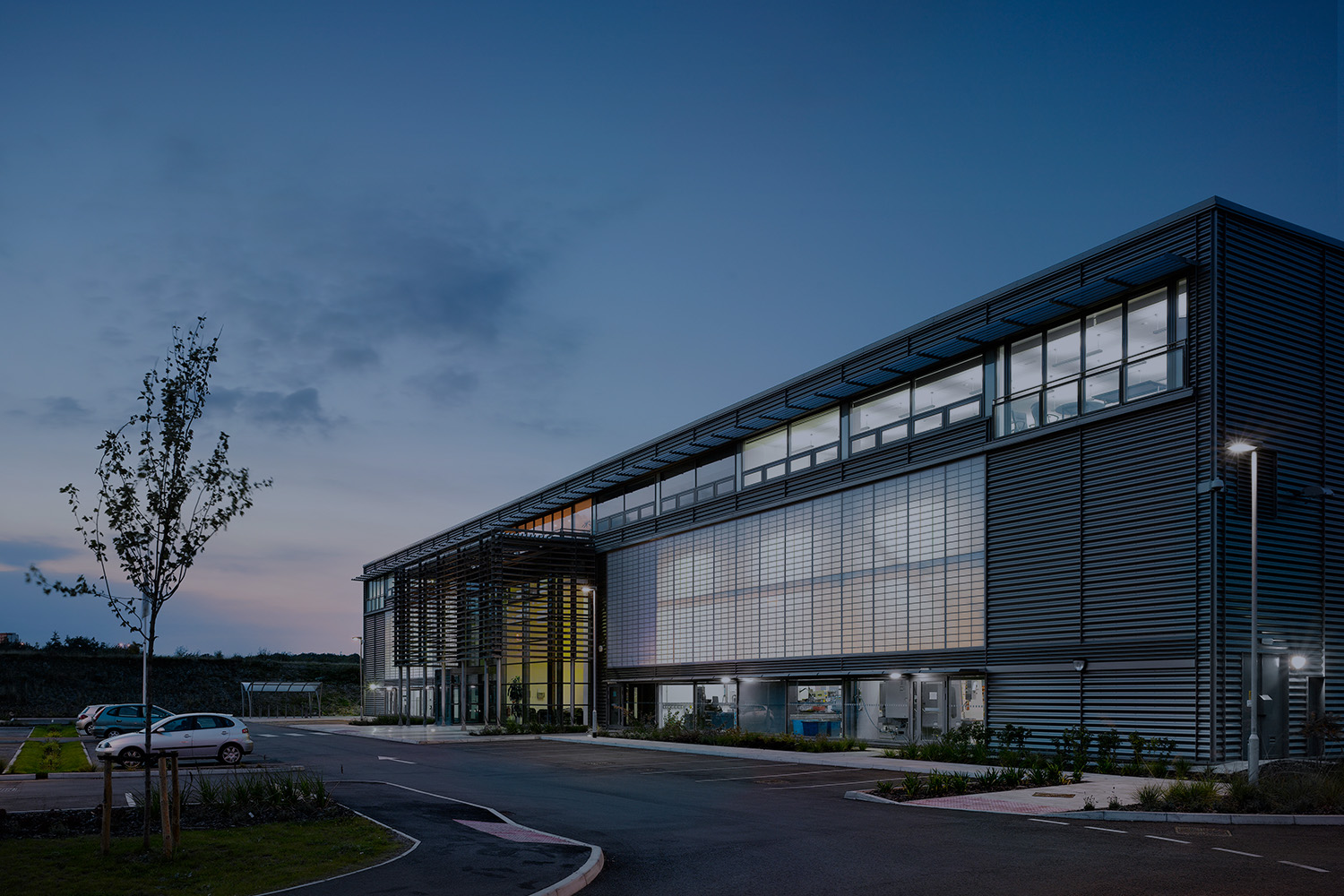 Advanced Manufacturing Research Centre (AMRC)