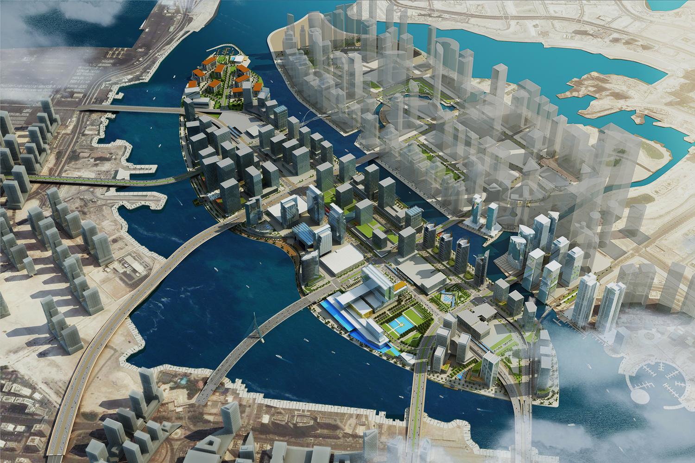 al maryah island masterplan