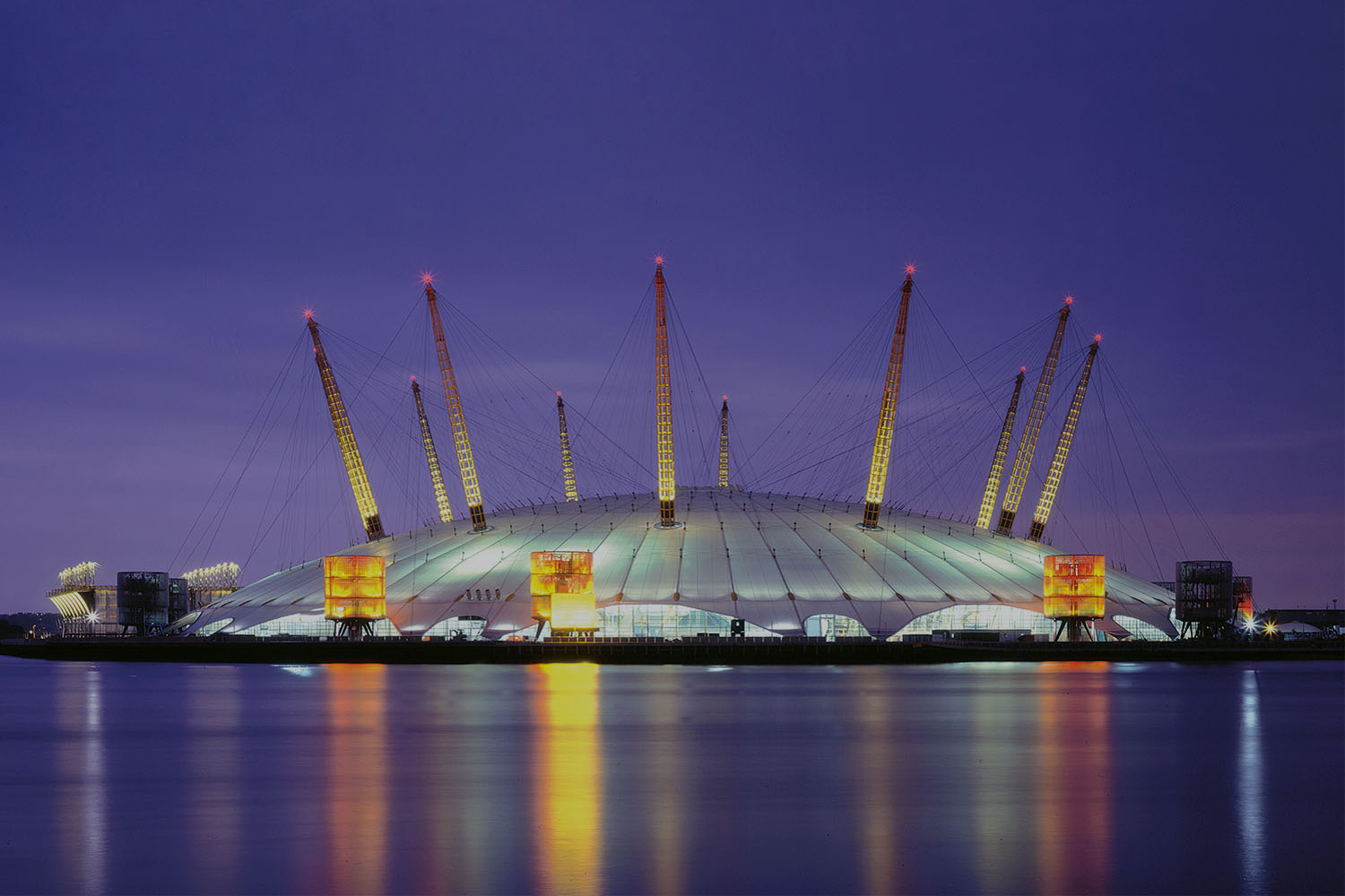Image result for millennium dome