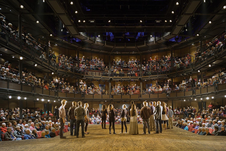 Royal Shakespeare Theatre Stratford-upon-Avon