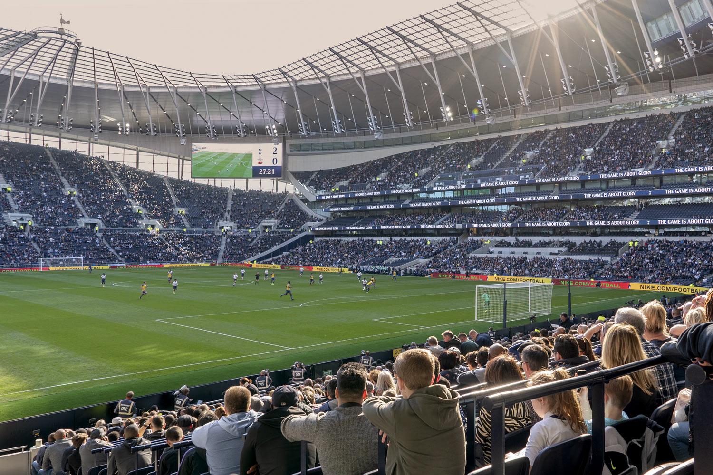 Tottenham Hotspur Football Club Buro Happold