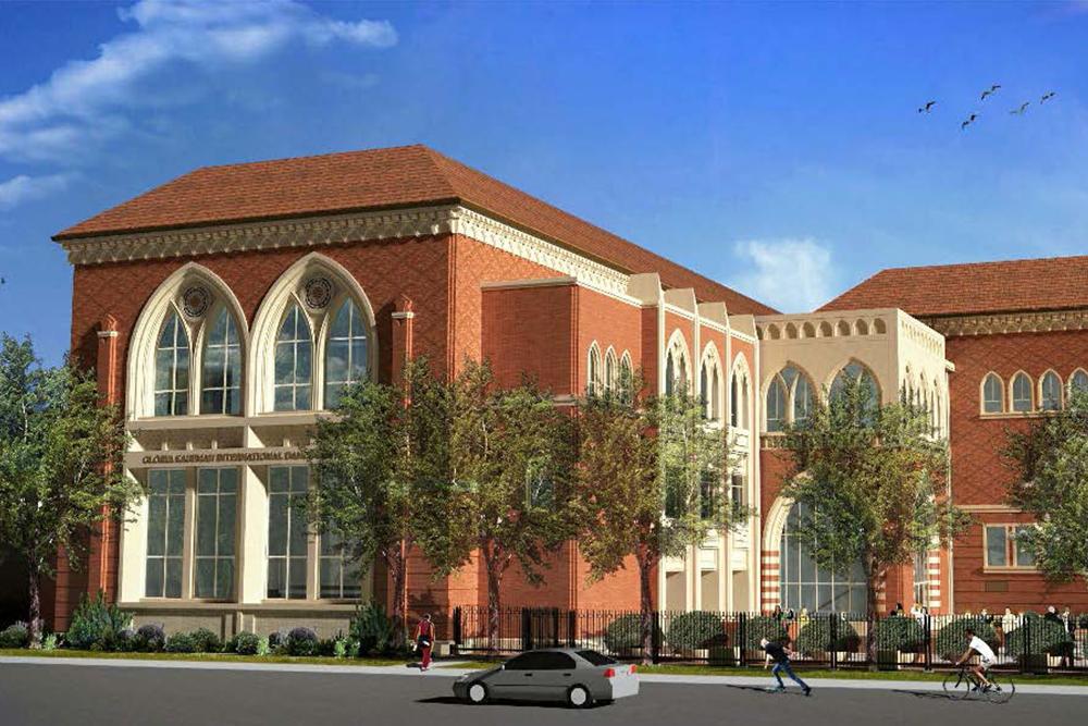 USC Glorya Kaufmann Dance Centre