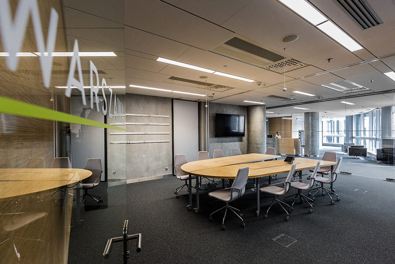 burohappold unveils its new healthy office in warsaw burohappold