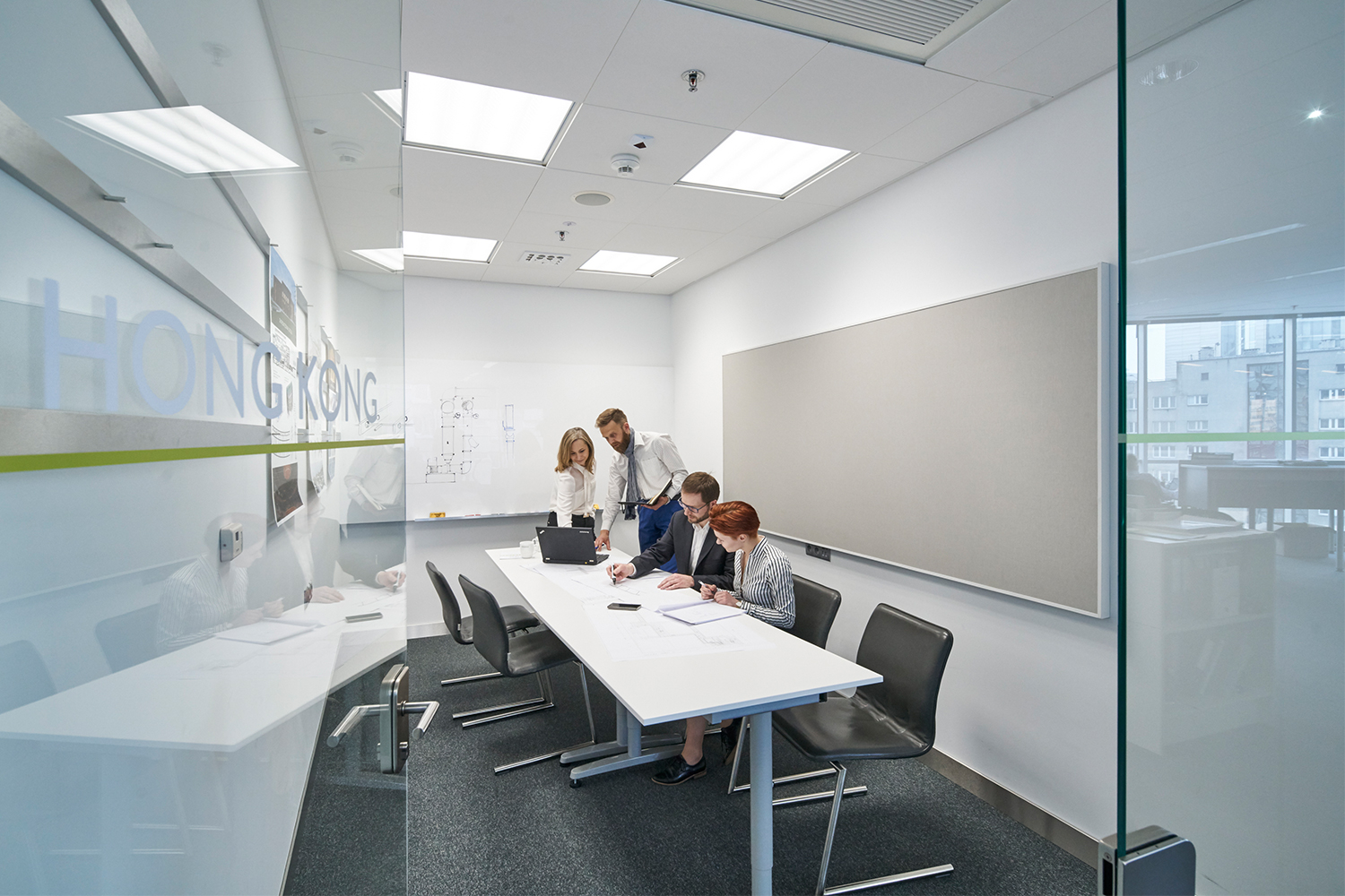 new image office design. Engineering Practice, BuroHappold Is Literally \u0027putting Its Money Where Mouth Is\u0027. The Quality Of Interior Environment In New Office Has Image Design I