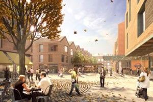 Northwood station redevelopment community engagement