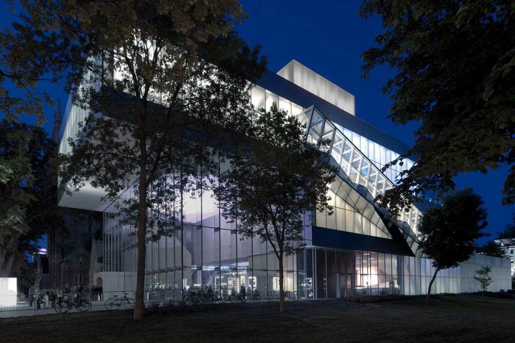 Musée national des beaux-arts du Québec, Pierre Lassonde Pavilion