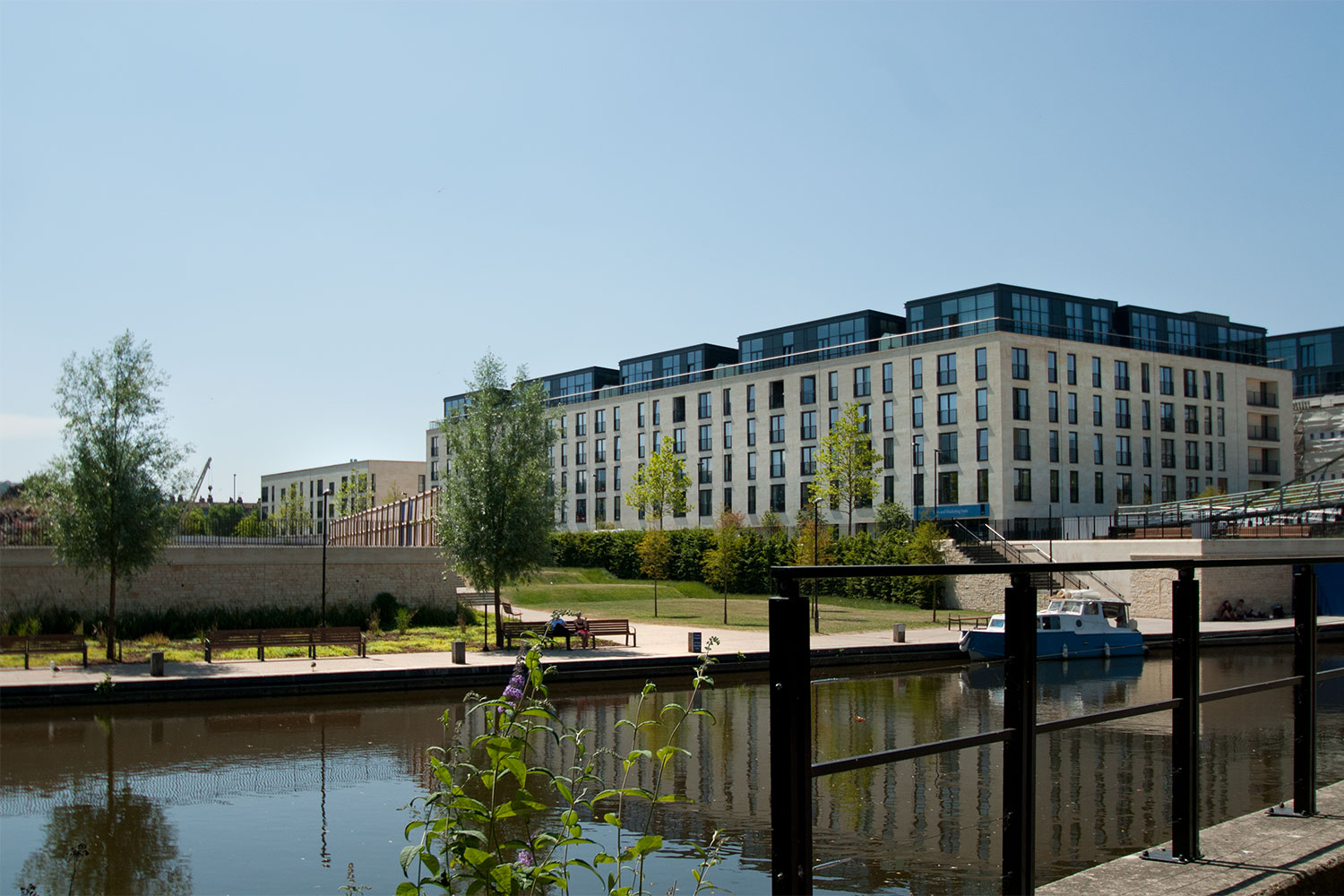bath riverside commercial residential sustainable engineering project