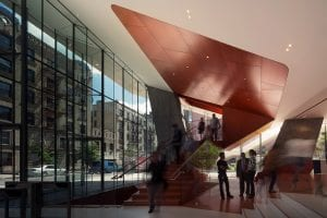 Columbia University, Vagelos Education Center