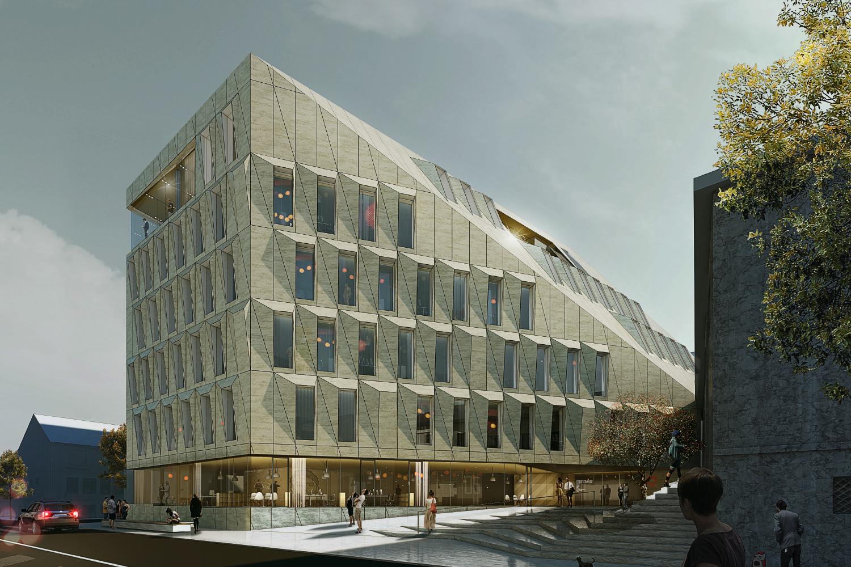 NYT Rådhus Bodø