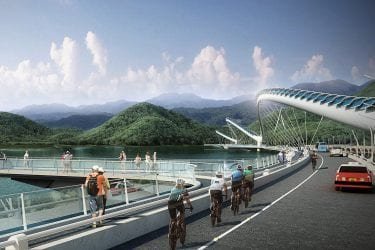 dragon's link bridge hong kong
