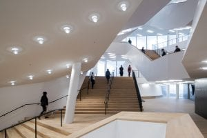 Elbphilharmonie concert hall development germany