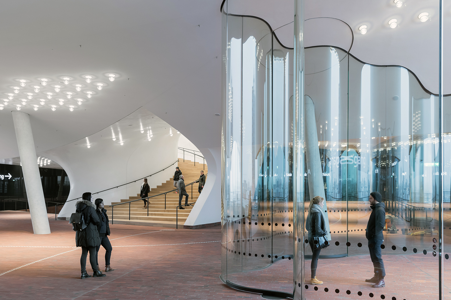 Elbphilharmonie concert hall development germany