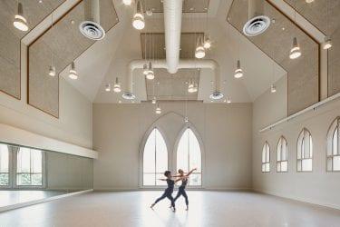 USC Glorya Kaufmann International Dance Center
