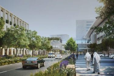 HAMAD BIN KHALIFA MEDICAL CITY (HBKMC) - TRANSPORT DEVELOPMENT PLANNING