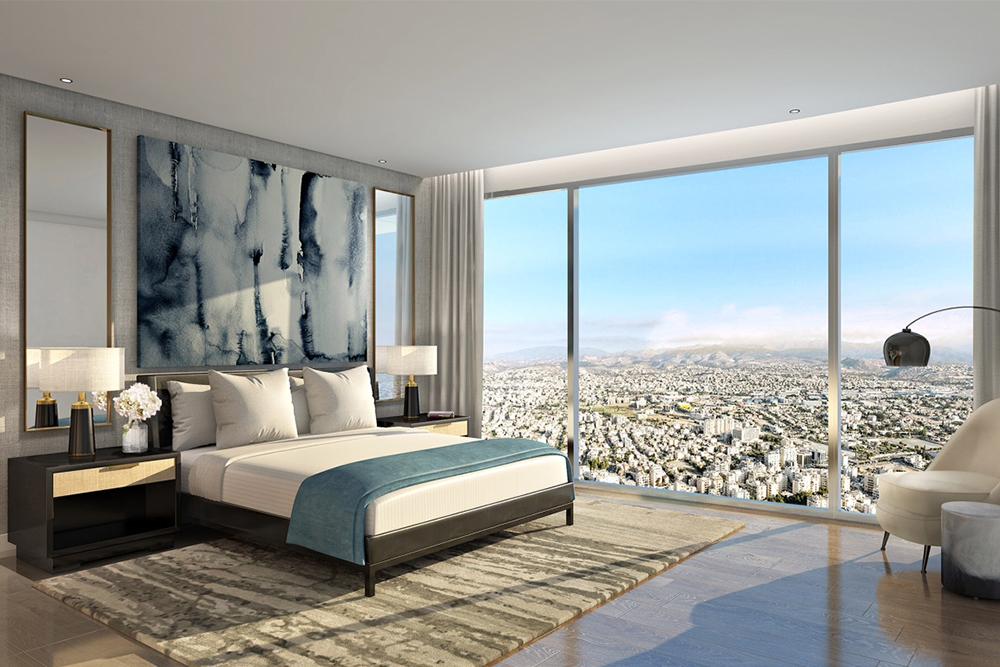 One Limassol hotel design engineering