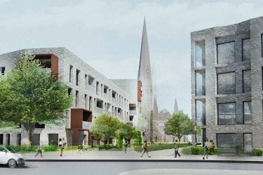 South Kilburn Regeneration Phase 2B