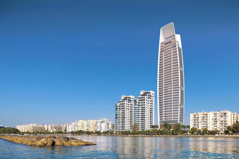 Efficiency Apartment Living One Limassol Burohappold Engineering