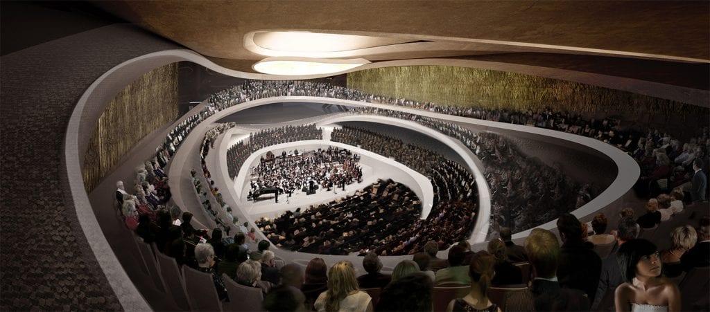 sinfonia varsovia concert hall cultural venue poland