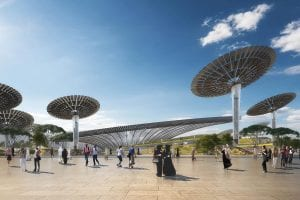 Sustainability Pavilion for the Dubai Expo 2020
