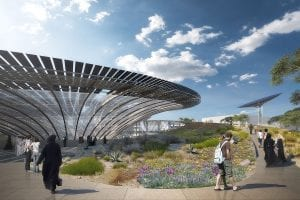 Sustainability Pavilion for the Dubai Expo 2020