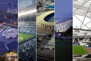 iconic stadia design engineering sports stadium