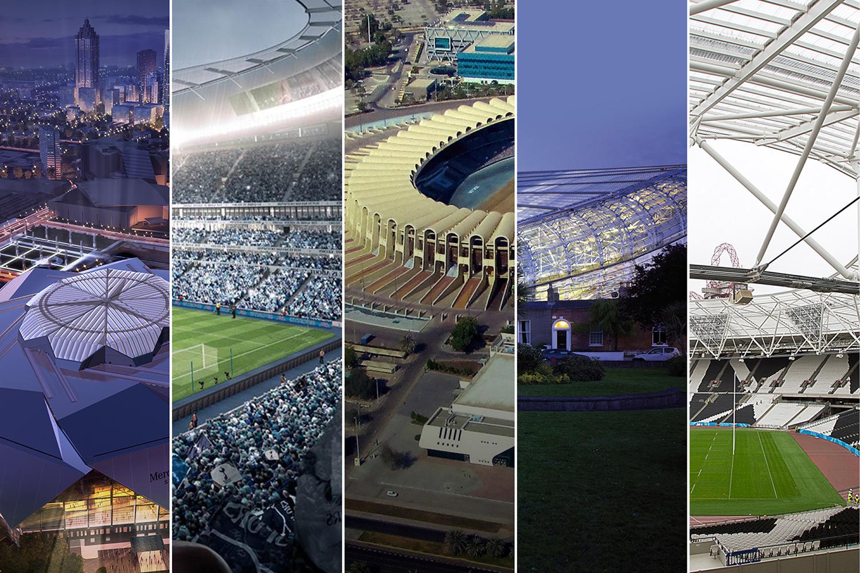 iconic stadia design engineering sports stadium
