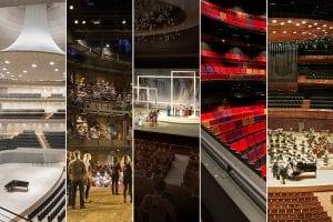 theatre design, theater design, cultural venue