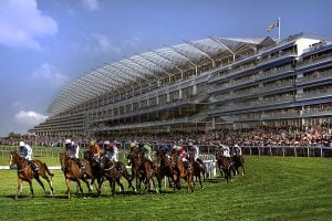 Ascot Grandstand and Racecourse Redevelopment
