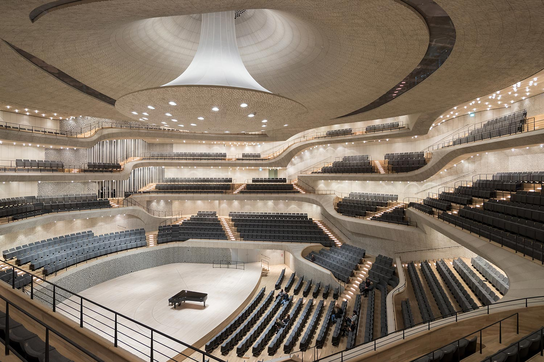 Elbphilharmonie concert venue