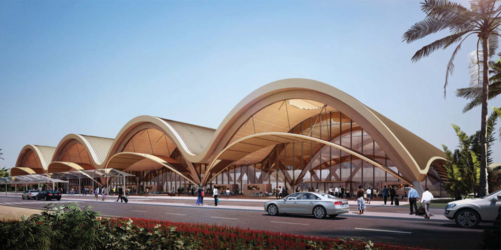 sustainable airport design