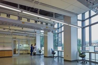 UCLA Engineering VI Phase I , university building