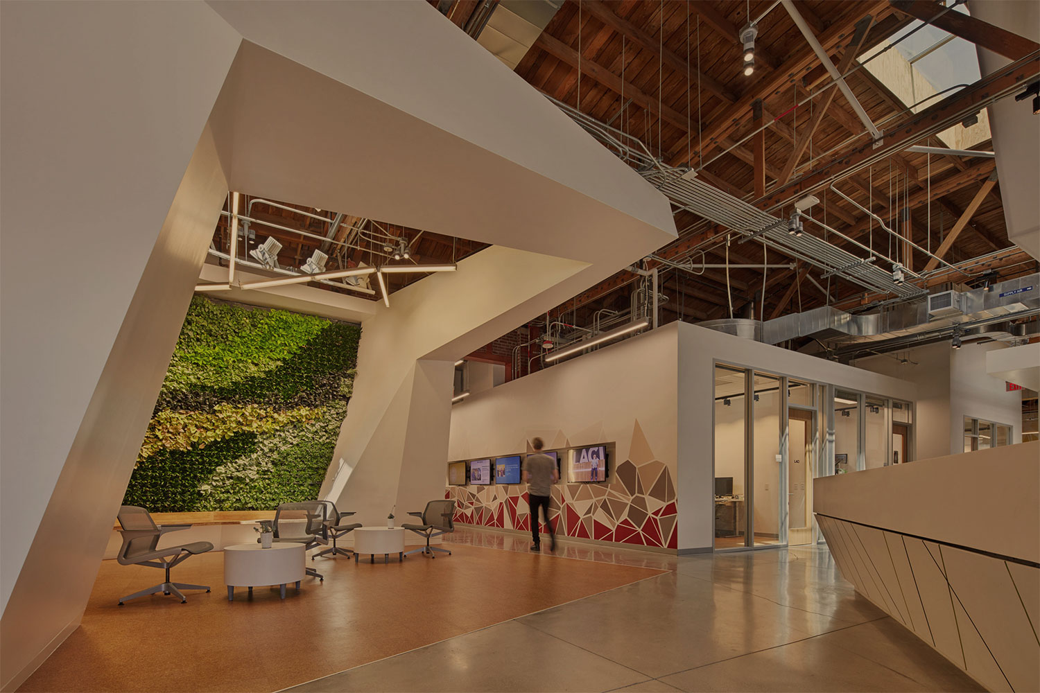 la kretz innovation campus design clean technology